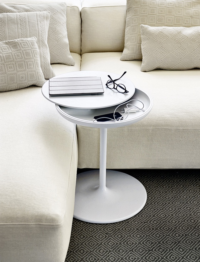 Superior Tavolino, Small Table TOI Zanotta Design Inspirations