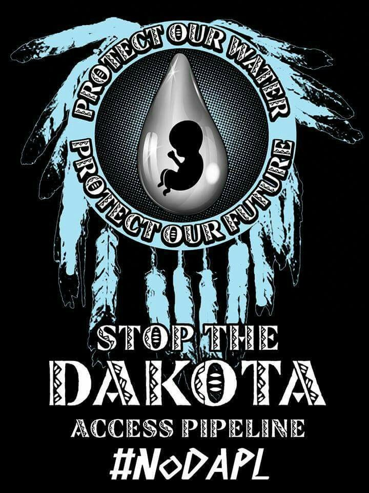 Protect our water ~ Protect our future