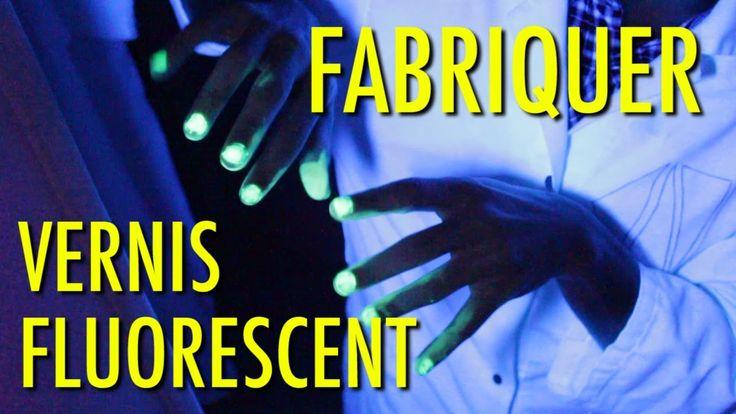 Dr Nozman - Expérience Fabriquer Vernis Fluorescent - 2€