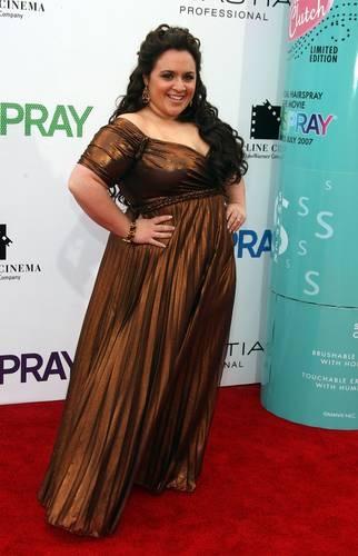Nikki Blonsky - Bronze Goddess