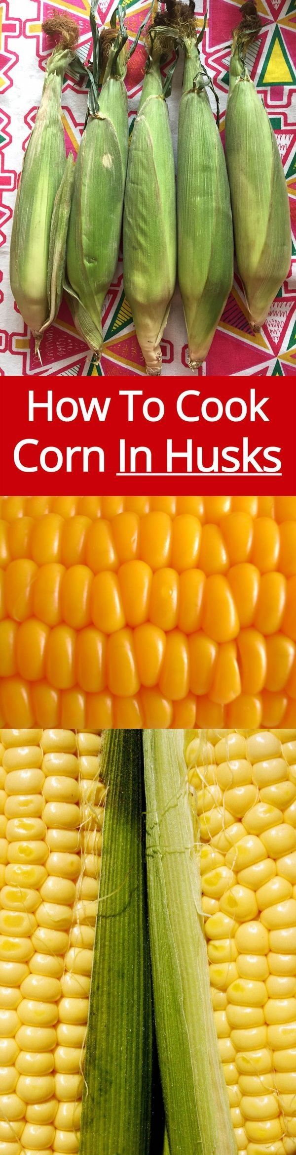 How To Cook Corn In A Husk In A Microwave