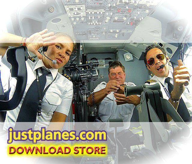 flygcforum.com ✈ JUSTPLANES-DOT-COM ✈ Flight in the Cockpit series! ✈