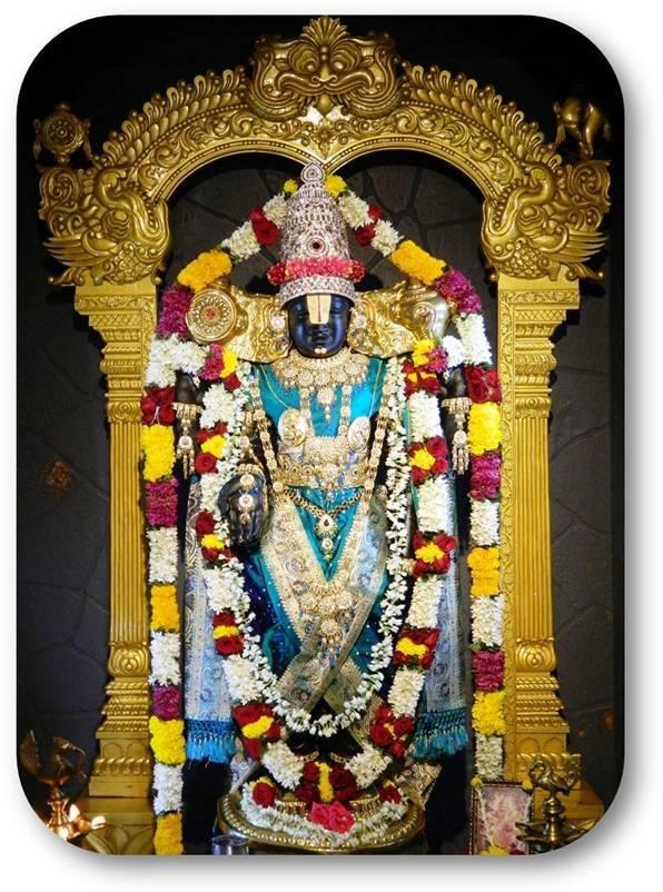 Lord Balaji @ISKCONPune (02-02-13)