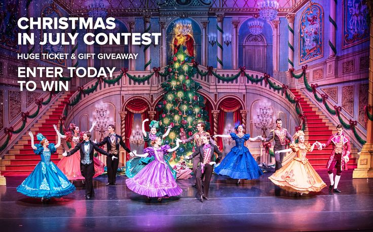 Enter to Win 6 tickets to the 2017 Great Russian Nutcracker today! (Aug 4)