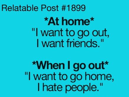 I\'m Bored I Want To Go Out With Friends | Funny | Pinterest ...