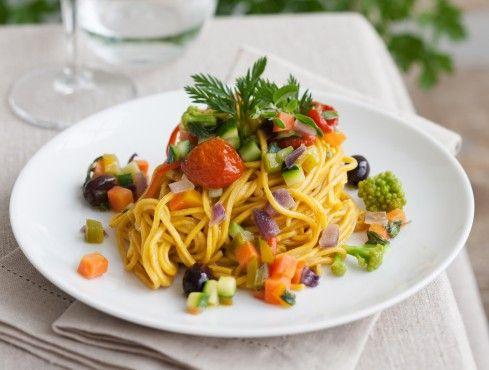 Le 10 migliori ricette di spaghetti per la primavera   Sale&Pepe