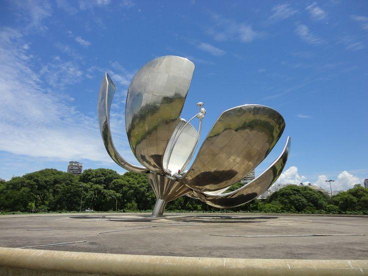 Floralis - 10 Reasons to Visit South America