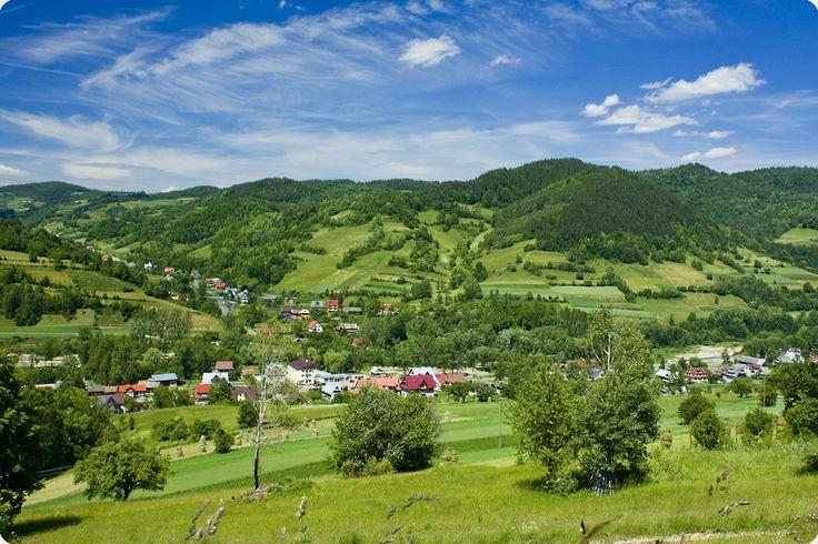 Najdłuższa i największa wieś wPolsce