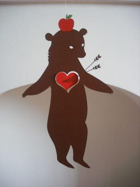 Broken Hearted Mommy Bear.~