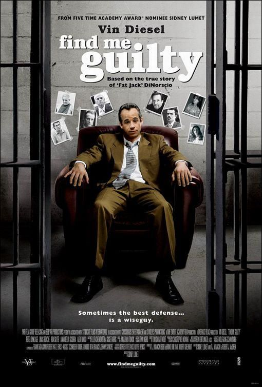Cinelodeon.com: Declaradme culpable.Sidney Lumet.