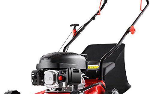 Greencut GLM660SX Tondeuse à essence 5 cv: Type de moteur: oh, 4 temps, refroidi à air Capacité du réservoir de combustible: 0,7 l…