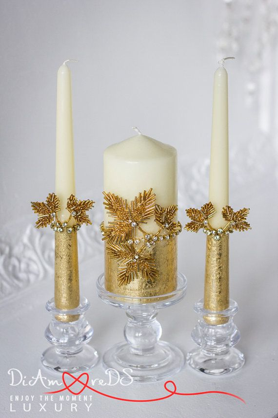 108 best Wedding candles by DiamoreDS images on Pinterest Damask