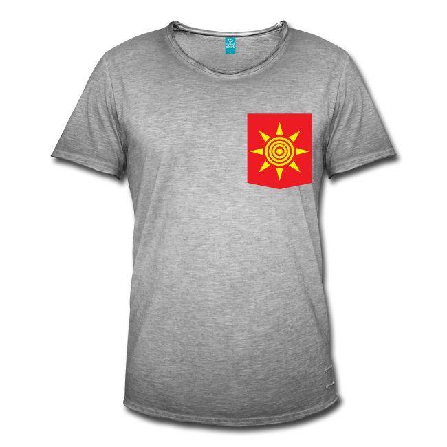 online store d7005 e51c0 t shirt taschino stampato printed pocket t shirt | Maglietta ...
