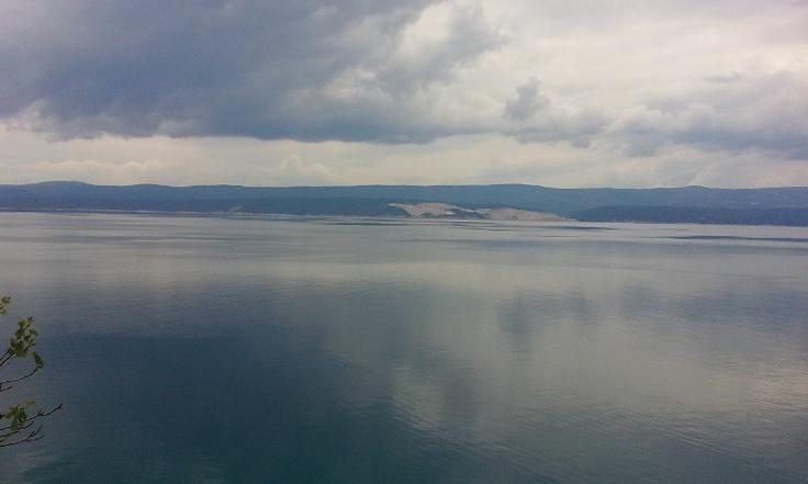 Road to Omis - Croatia