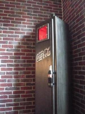 Armoire Coca-cola - upcycling
