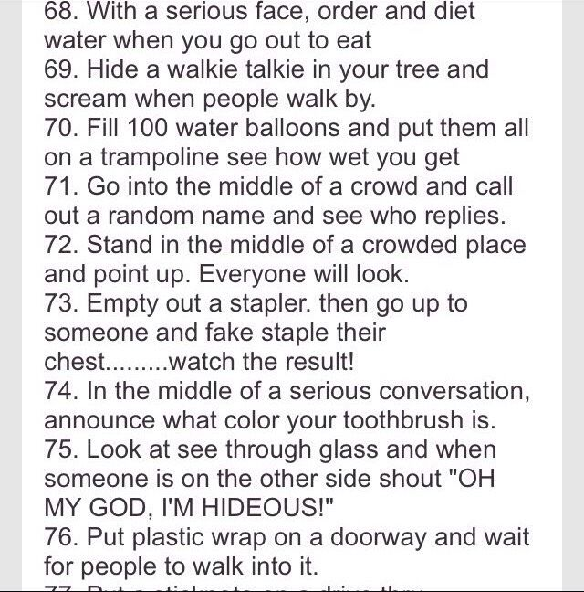 Things to do on sleepovers with your best friend