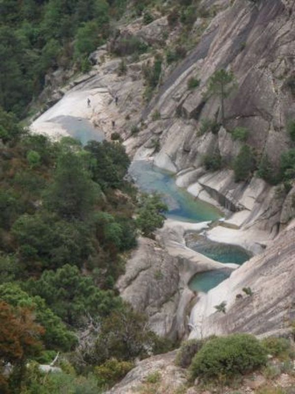 Purcaraccia - Commune : Quenza.Massif : Bavella.Bassin : Solenzara.(Ruisseau de…