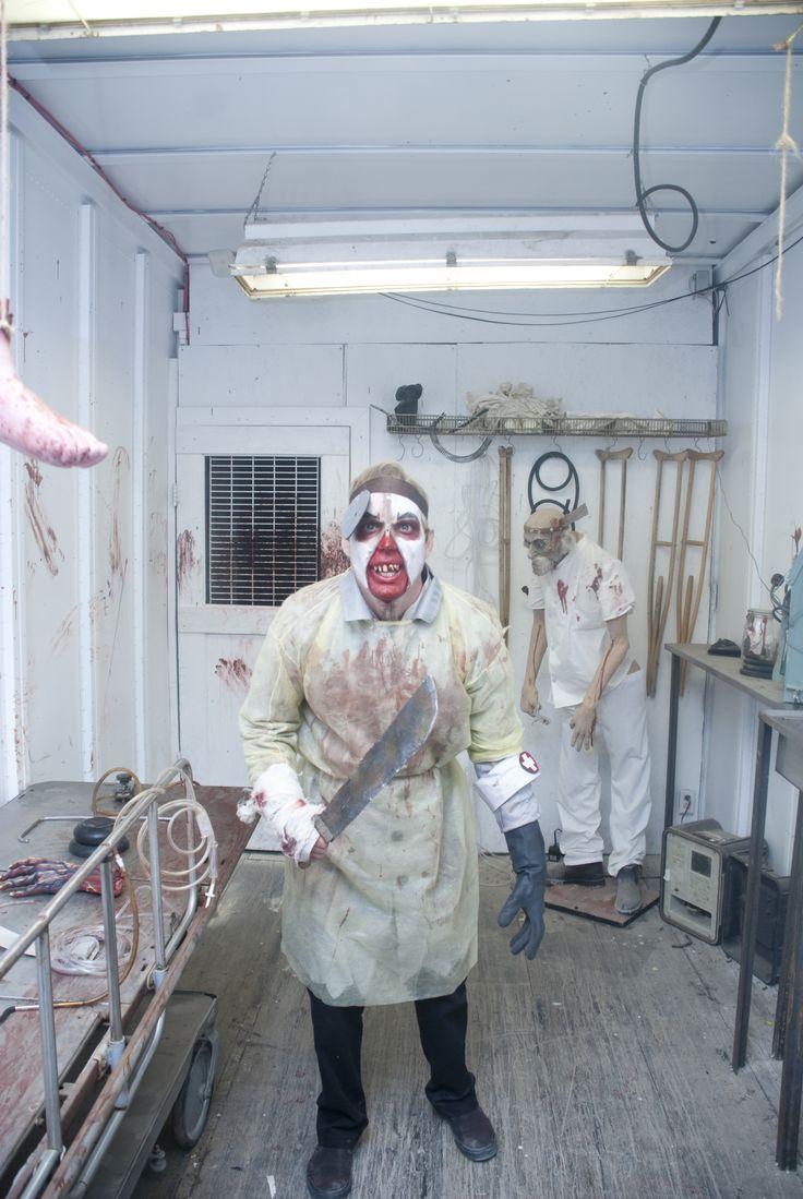 267 best Halloween: Asylum or Haunted Hospital images on Pinterest