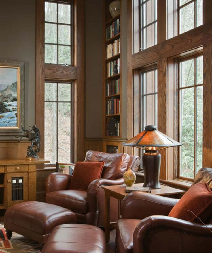36 Elegant Living Rooms That Are Richly Furnished Decorated: 1000+ Ideas About Library Corner On Pinterest