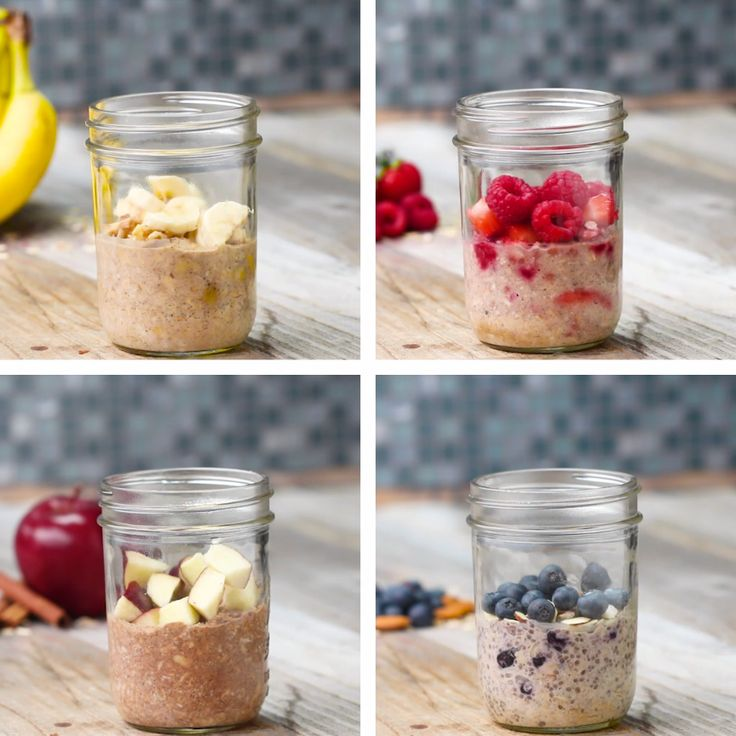 Healthier Instant Oatmeal