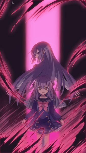 Omari No Seraph - Shinoa Hiragi and her older sister Mahiru Hiragi