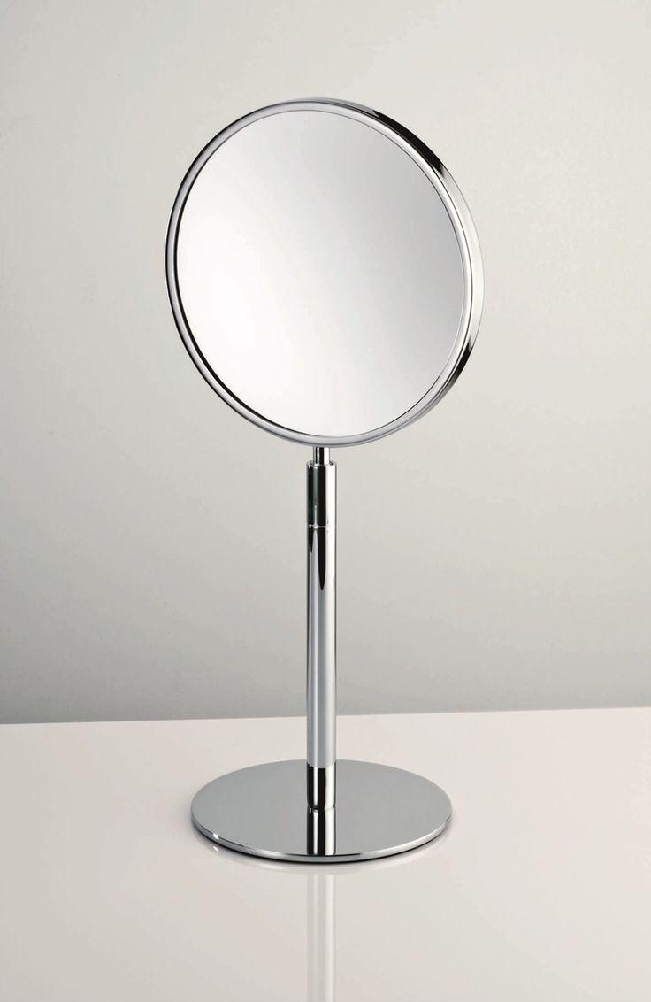Miroir grossissant leroy merlin bien choisir son miroir for Miroir argent castorama