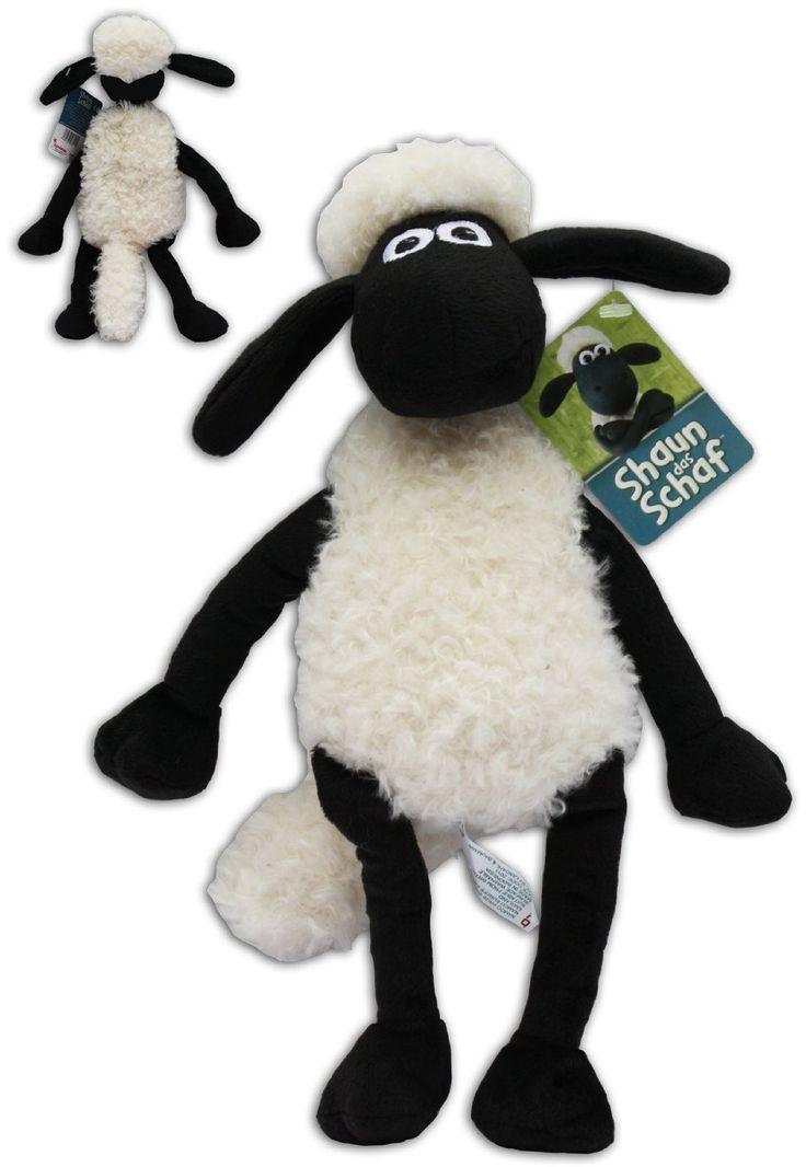 Shaun le mouton 45 cm Peluche: Amazon.fr: Jeux et Jouets