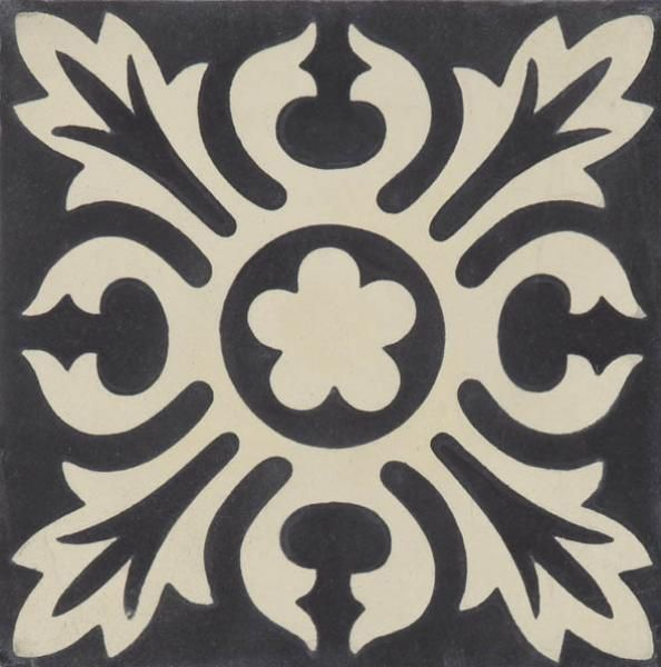 Carrelage ciment damville noir pinterest for Carrelage 20x20 blanc bossele