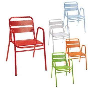 Chaise et fauteuil Energy 39,90€