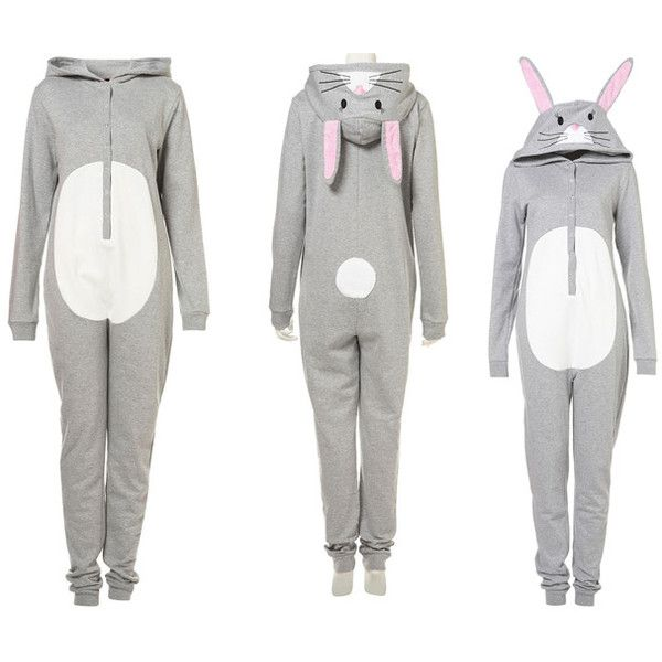 Adult Onesies What's Up Doc? found on Polyvore