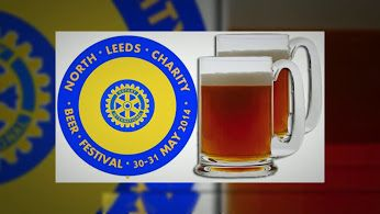 3rd Annual North Leeds Charity Beer Festival