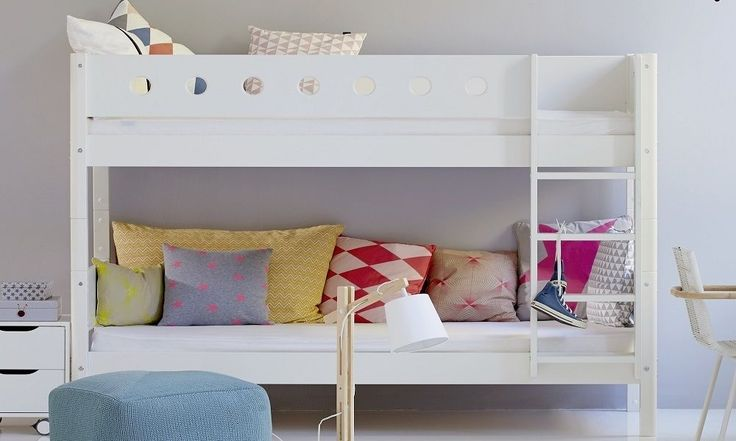 Bunk Bed Buying Guide - Standard Bunk - www.houseofhome.com.au/blog/types-bunk-beds