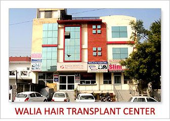 One of the rare centers of Hair Transplant In India.