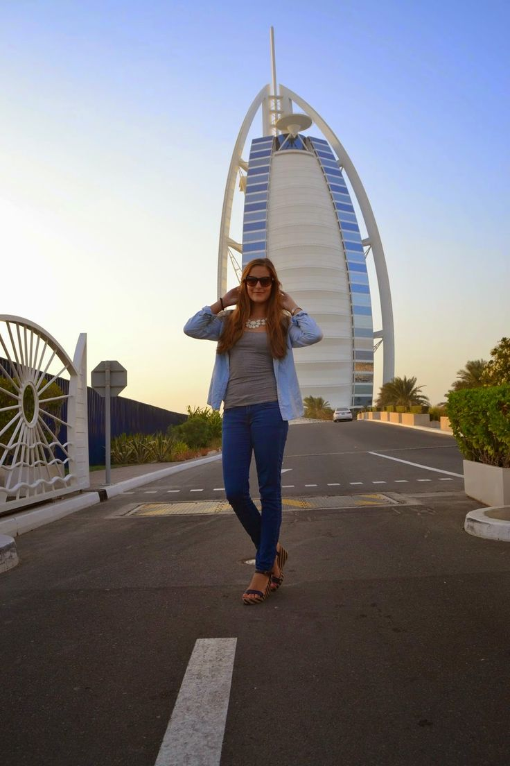 Outfit of the day - Dubai