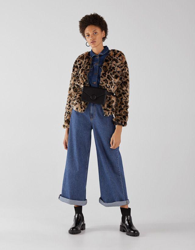 5daf30a47c6f New - CLOTHING - WOMEN - Bershka United States   general ideas ...
