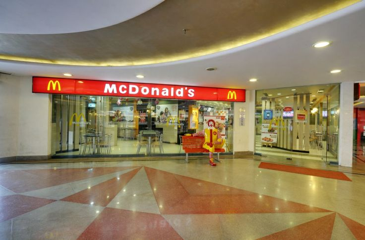 McDonalds at The Celebration Mall Udaipur