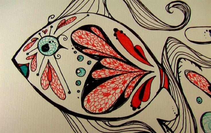 Ο μύθος του μικρού ψαριού που είχε μέσα του θυμό
