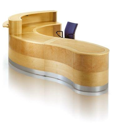 #CosmeticReceptionDesk #OfficeReception #EmpfangsTheken #EmpfangsTresen  #FurnitureDesign #DesignFurniture #ReceiversforPhysiotherapy  #ReceptionDesk Real Veneer Reception Desks/Reception Desks Online | Reception ...