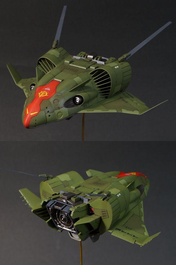 模型・プラモデル投稿コミュニティ【MG-モデラーズギャラリー】ガンプラ|AFV|ジオラマ| - 機動巡洋艦ザンジバル