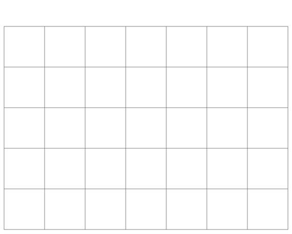 Blank Calendar Squares : Best blank calendar pages ideas on pinterest