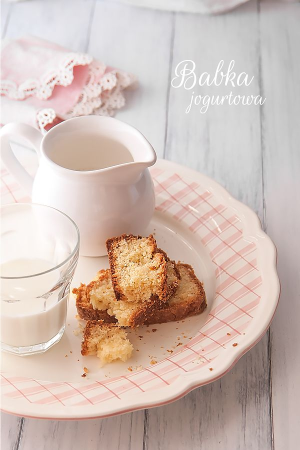 Delicious yoghurt cake. The recipe soon on lovelyserved.blogspot.com