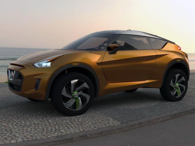 Nissan Extrem Concept (2012)