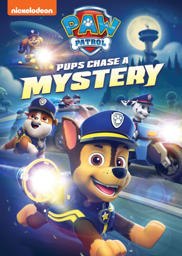 Paw Patrol Pups Chase A Mystery Dvd Best Buy Paw Patrol Pups Paw Patrol Paw Patrol Nickelodeon