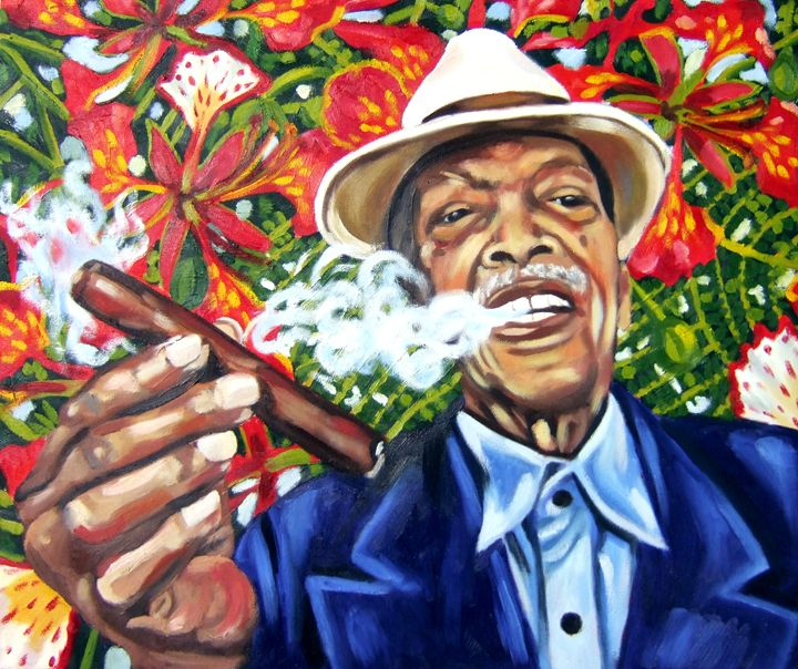7 Best Images About Cuba Paintings By Lili Bernard On