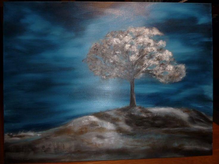 ice tree - dec. 2013