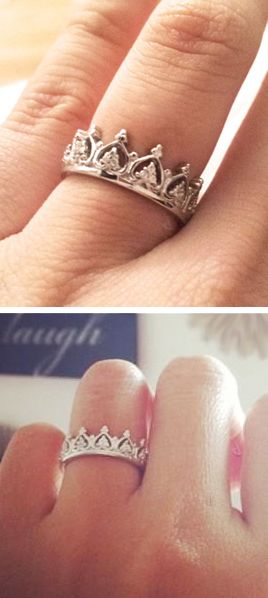 Crown ring | jewelry design