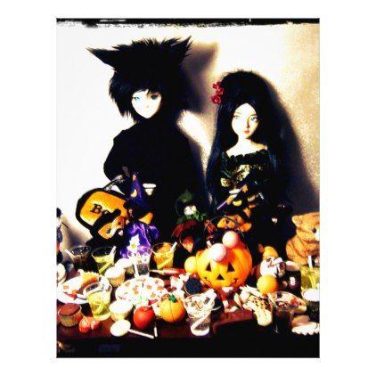 old halloween photo letterhead - Halloween happyhalloween festival party holiday