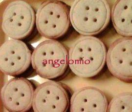 Ricetta Bottoni alla crema di nocciole pubblicata da angelomio - Questa ricetta è nella categoria Prodotti da forno dolci