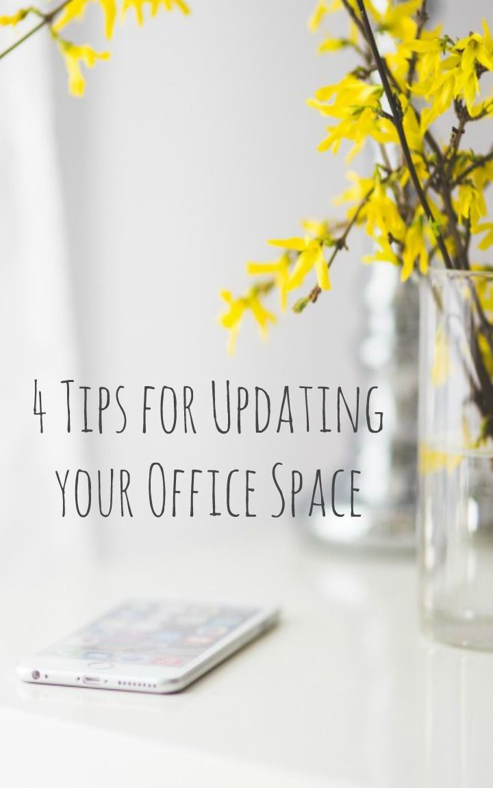 how to update your office space and create a gorgeous home office