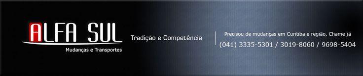 Mudancas em Curitiba - 41.3335.5301
